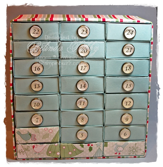 Matchbox die Christmas Countdown