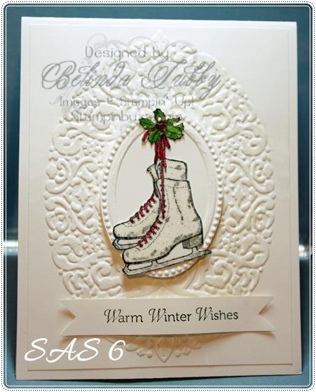 Calendar March 2014 : Winter memories and make a mitten